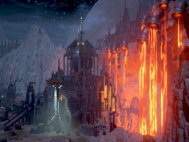 Warhammer 40,000 : Eternal Crusade - title cover