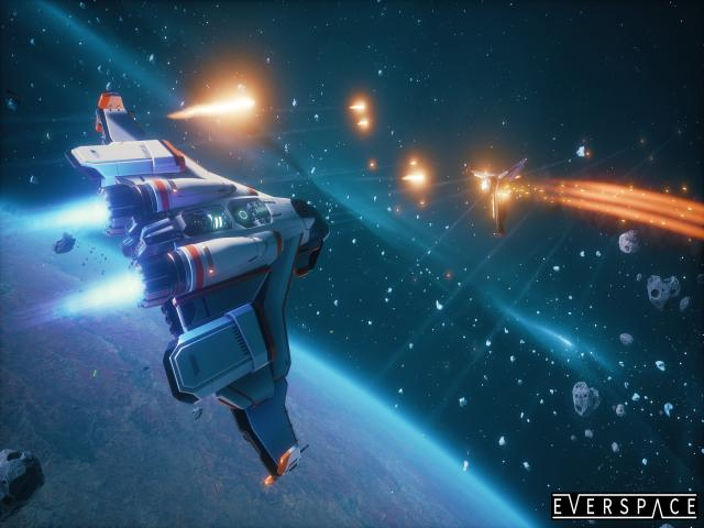 Everspace - title cover