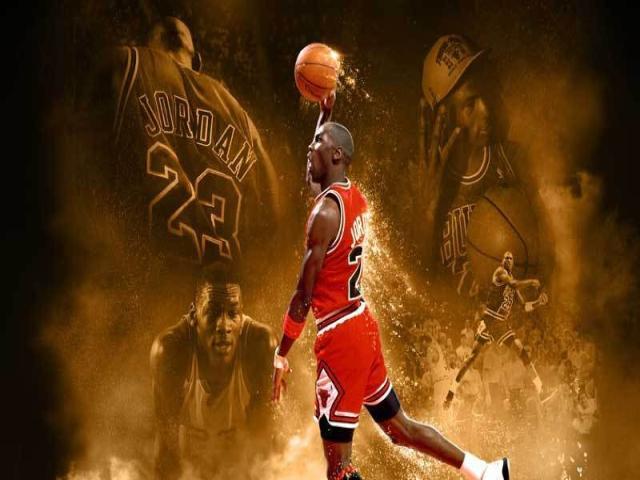 NBA 2K16 - Michael Jordan Edition - game cover