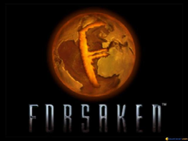 Forsaken - game cover