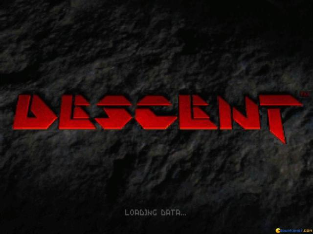 Descent - title cover