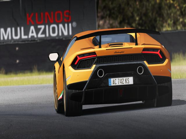 Assetto Corsa - title cover