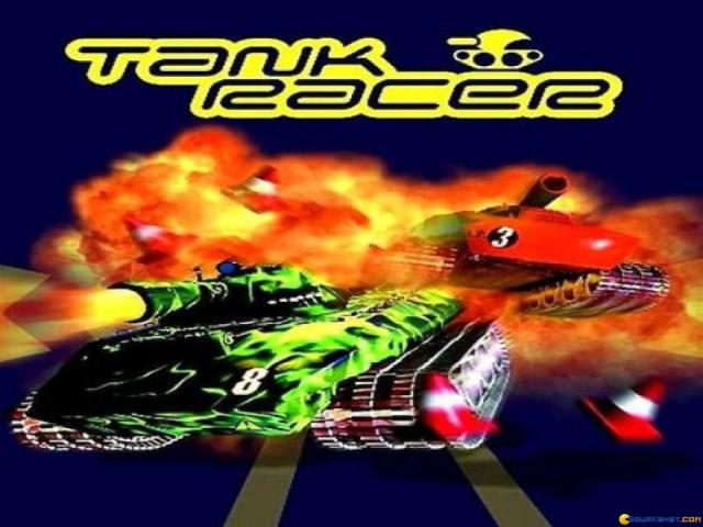 Tank Racer - title cover