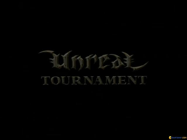 Unreal Tournament - title cover