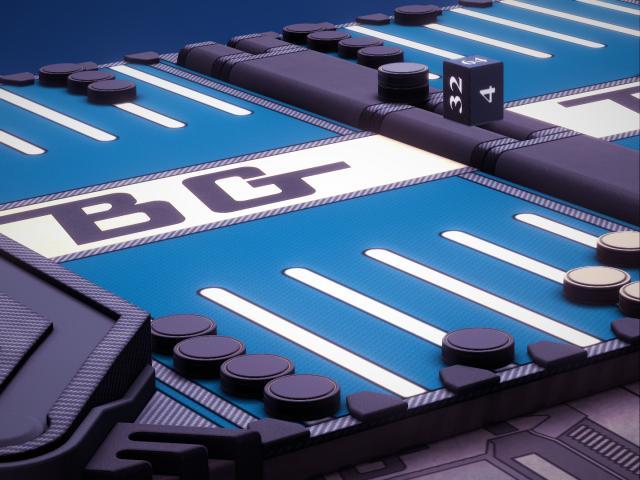 Backgammon Blitz - title cover
