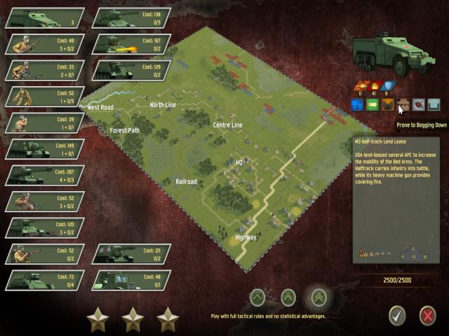 Battle Academy 2: Eastern Front - title cover