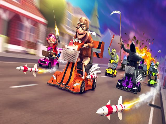 Coffin Dodgers - title cover