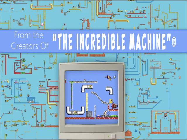 Contraption Maker - title cover
