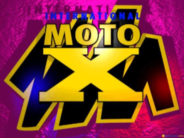 International Moto X - title cover