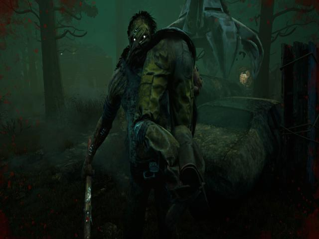 Dead by Daylight - title cover
