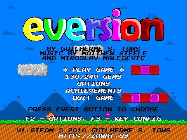 eversion - title cover