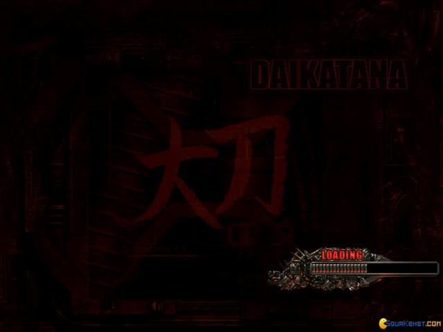 Daikatana - title cover