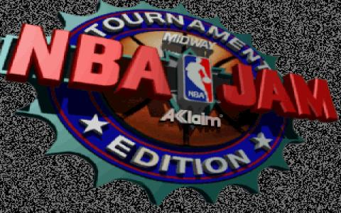 NBA Jam TE - title cover