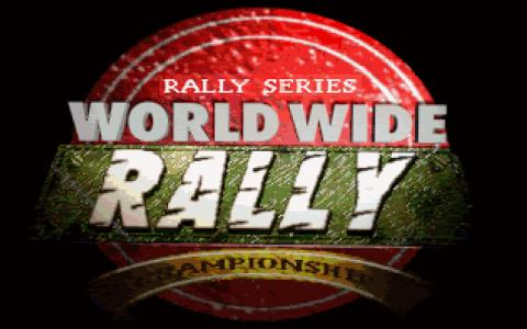 World Wide Rally - title cover