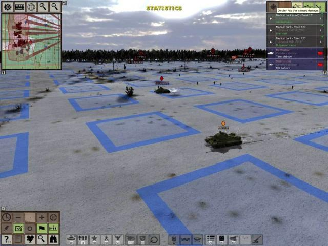 Graviteam Tactics: Operation Star - game cover