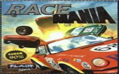 Race Mania - title cover