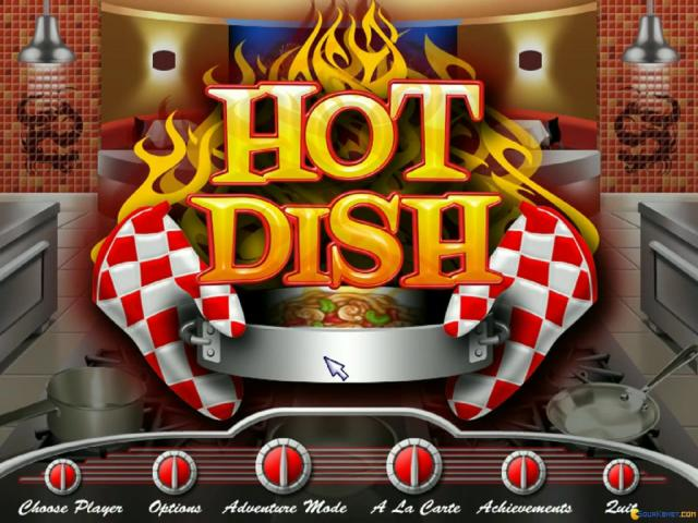 Hot Dish - game cover