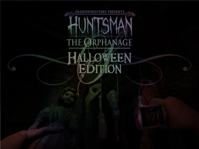 Huntsman: The Orphanage - title cover