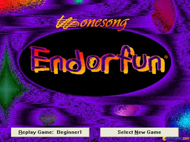 Endorfun - title cover