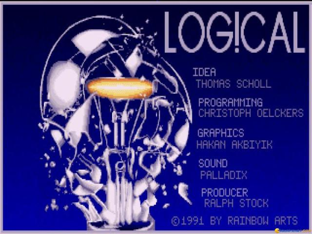 Logical - game cover