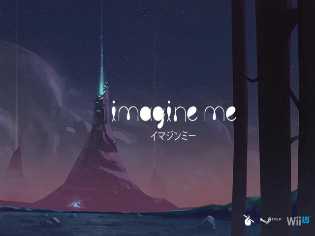 Imagine Me - title cover