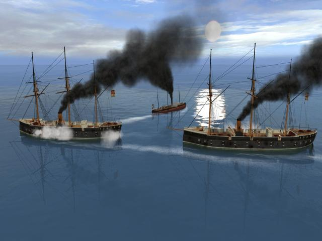 Ironclads: Anglo Russian War 1866 - game cover