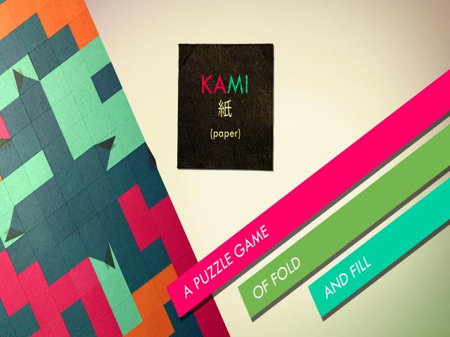 KAMI - title cover