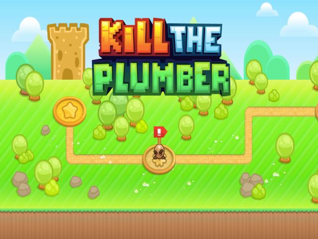 Kill The Plumber - title cover