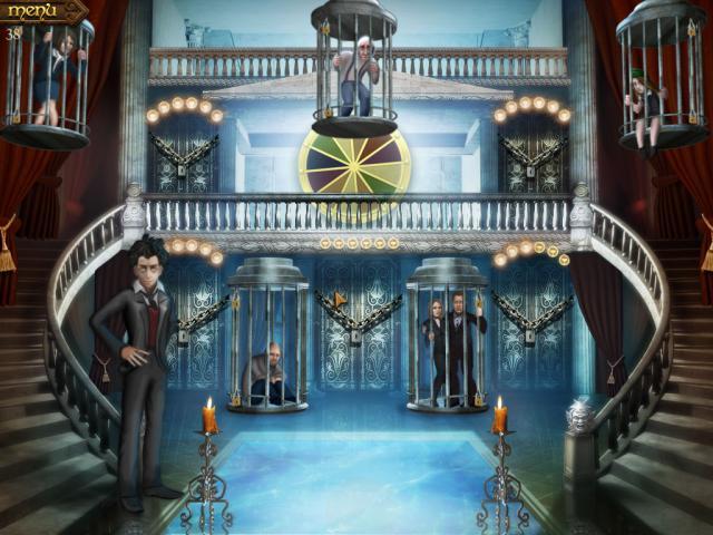 Millionaire Manor - title cover