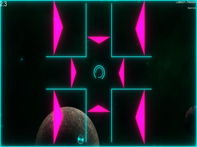 Neon Space 2 - title cover