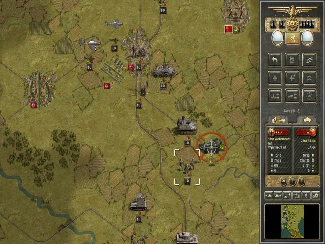 Panzer Corps - title cover