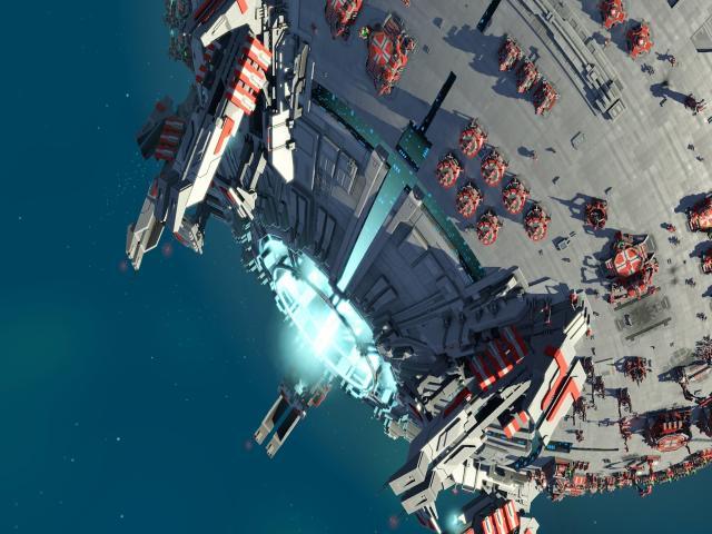 Planetary Annihilation: TITANS - title cover