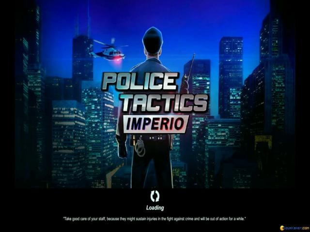 Police Tactics: Imperio - game cover