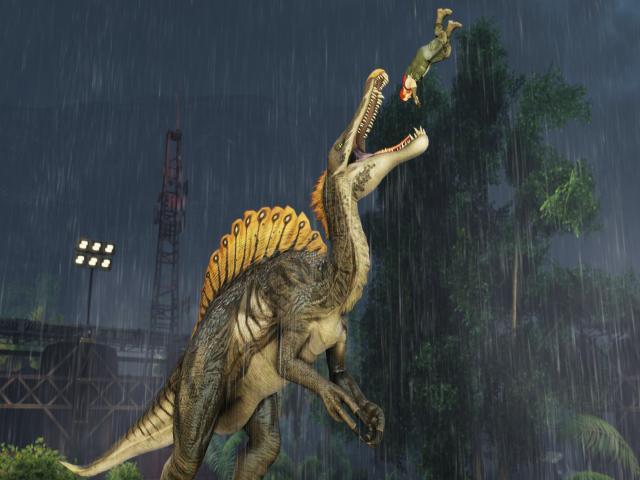 Primal Carnage: Extinction - title cover