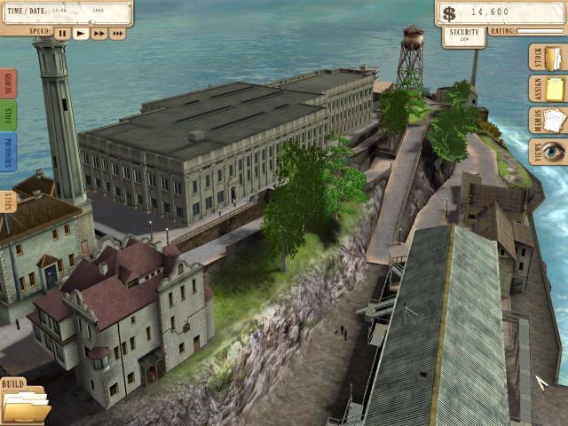 Prison Tycoon Alcatraz - title cover