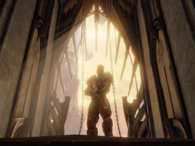 Quake Champions - title cover