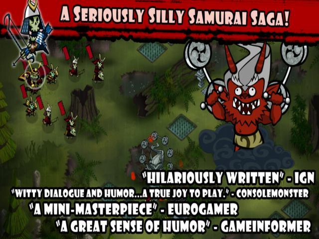 Skulls of the Shogun - title cover