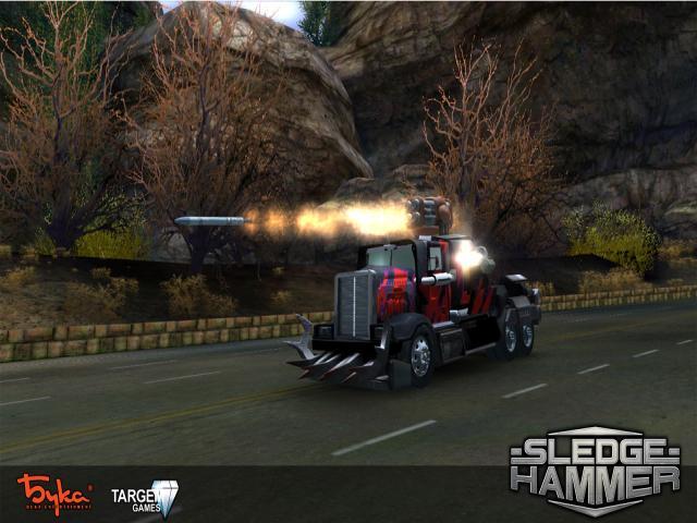 Sledgehammer / Gear Grinder - title cover