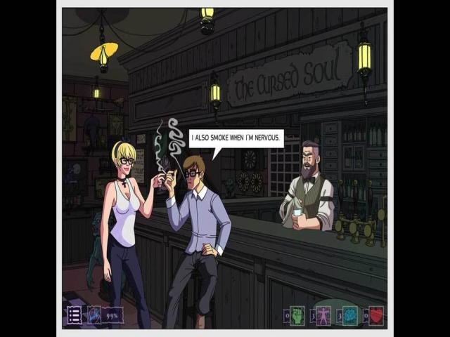 Soul Gambler - game cover