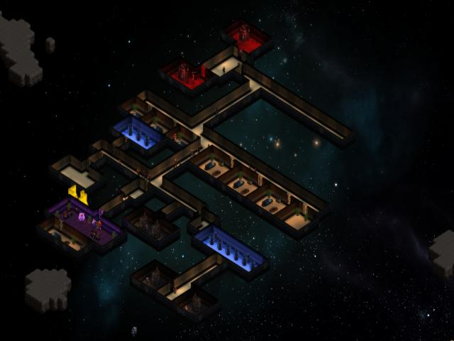 Spacebase DF-9 - title cover