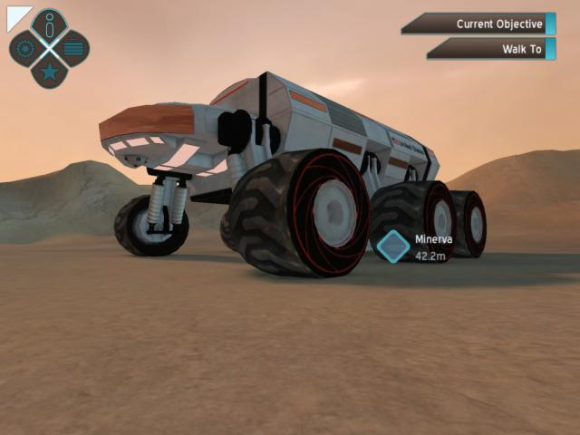 Starlite: Astronaut Rescue - Developed in Collaboration with NASA - title cover