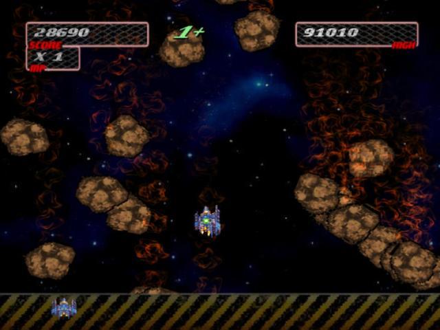 Super Killer Hornet: Resurrection - title cover