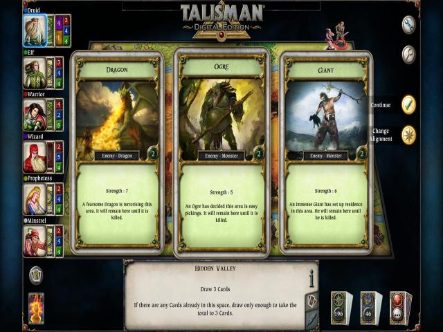 Talisman: Digital Edition - title cover