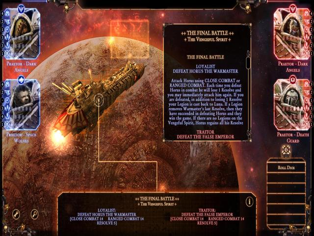 Talisman: The Horus Heresy - title cover