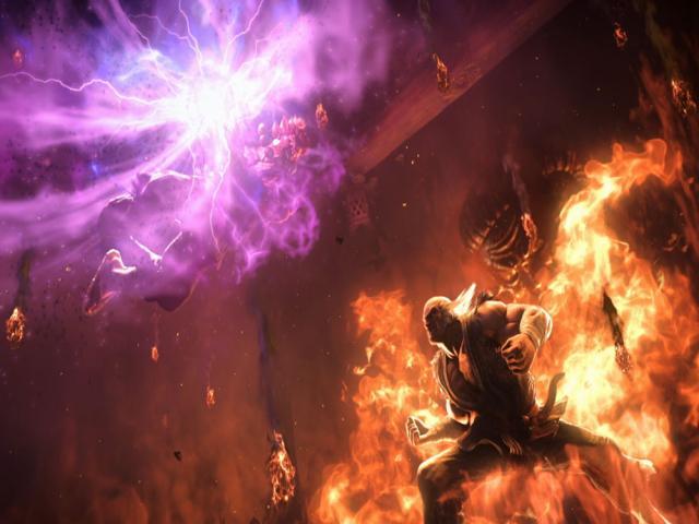 Tekken 7 - title cover