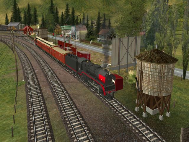 Trainz: Murchison 2 - title cover