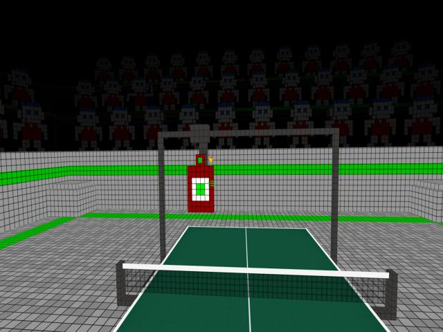 VR Ping Pong - title cover