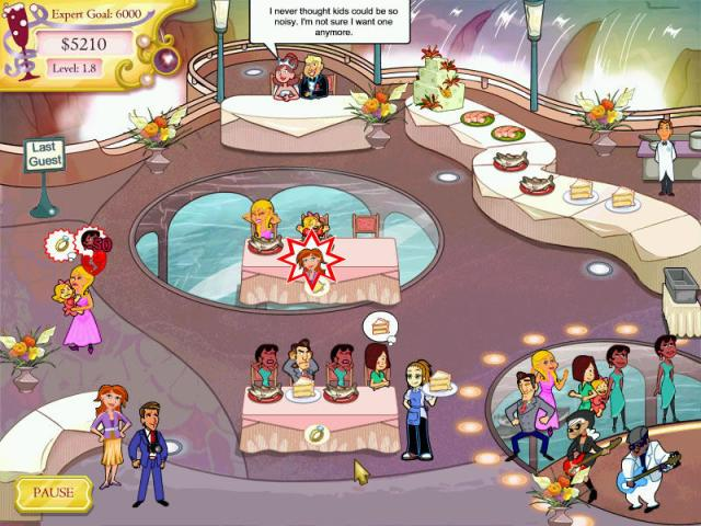 Wedding Dash 2: Rings Around the World - title cover