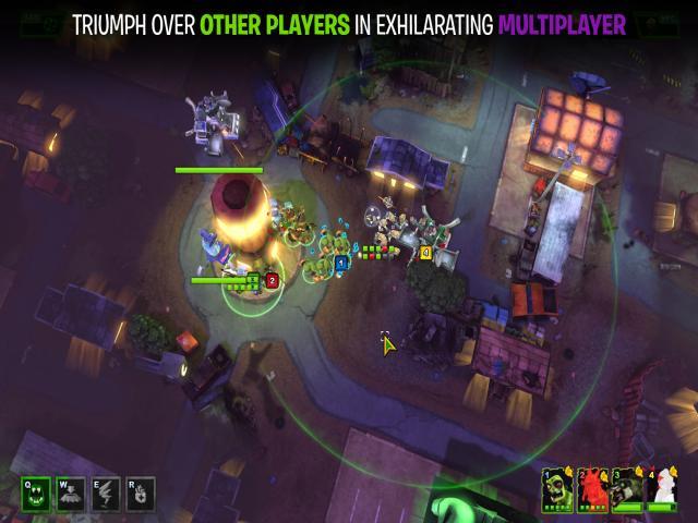 Zombie Tycoon 2: Brainhov's Revenge - title cover
