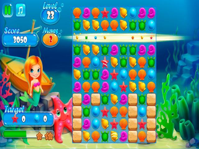 Aqua Fish - title cover